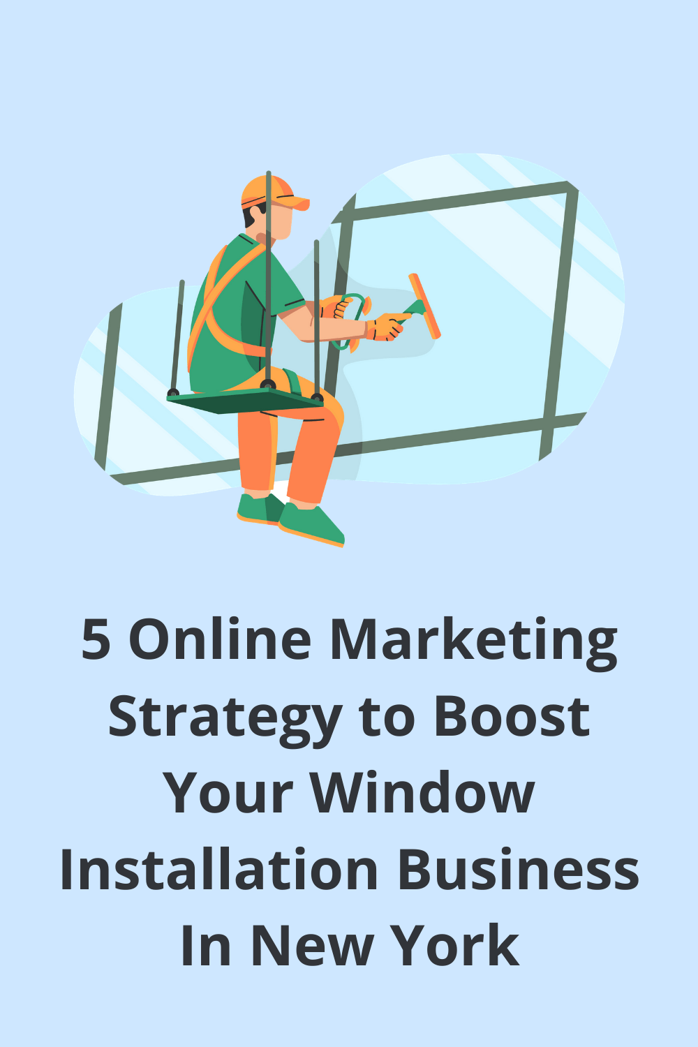 The internet has considerably revolutionized the marketing environment, particularly when promoting the windows installation business. The Online Marketing Strategies below can surely boost your business. via @scopedesign