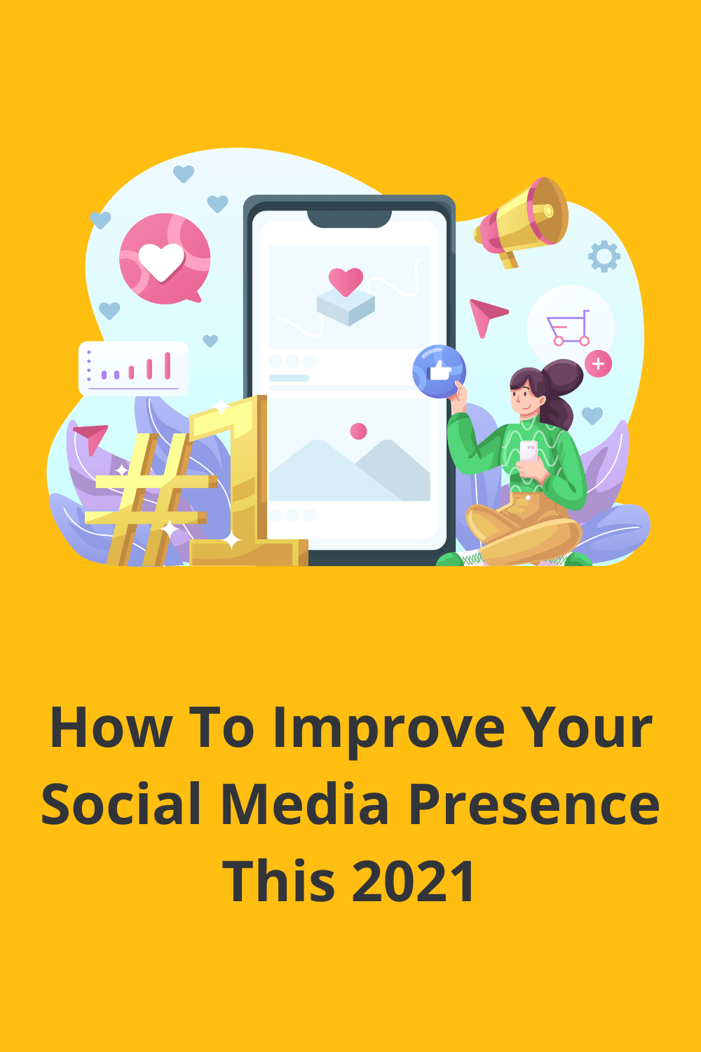 Having a strong social media presence can help you extend your reach as a content creator. Here are some ways to improve your social media presence this 2021. via @scopedesign