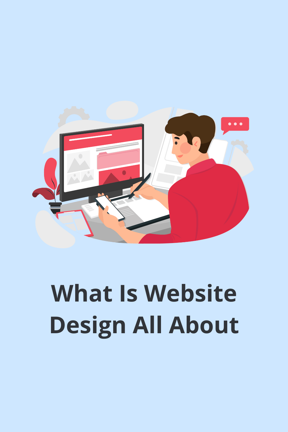 There are a lot of components when creating a website design. Here are some elements Scope Design uses for an improved and better site. via @scopedesign